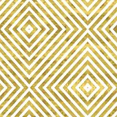 foto of classic art  - White and gold pattern - JPG