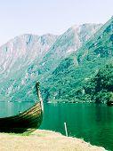 foto of viking  - Tourism and travel - JPG