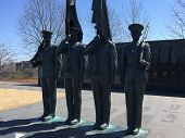 Постер, плакат: US AIR FORCE MEMORIAL