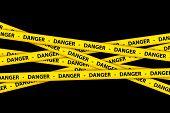 Постер, плакат: Danger Tape
