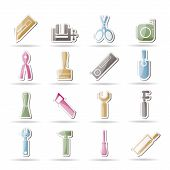 Building and Construction Tools icons