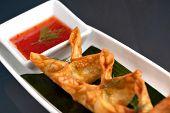 Thai Rangoons Appetizer