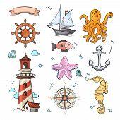 nautical poster