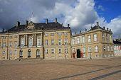 Постер, плакат: Королевский дворец Копенгаген