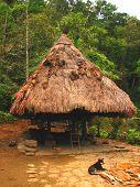 Native Ifugao Hut