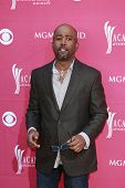 LAS VEGAS - APRIL 5: Darius Rucker at the 44th annual Academy Of Country Music Awards held at the MGM Grand on April 5, 2009 in Las Vegas, Nevada