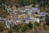 Devprayag, Uttrakhand, India.