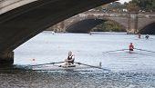 Boston, Ma 10 18 2008 Grand-Master  Singles 50+ In Charles Regatta  - Racer Sean Maloney