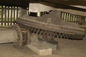Grist mill gears