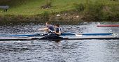 Boston, Ma 10 18 2008 Grand-Master  Singles 50+ In Charles Regatta Racers Michael Murray (54),Gus St