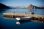 Bridge To Island Krk