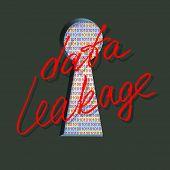 Keyhole With Binary Data