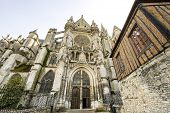 Cathedral Of Senlis