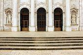 Estrela Basilica, Lisbon, POrtugal