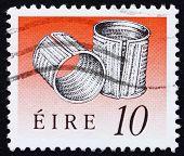 Postage stamp Ireland 1990 Derrinboy Armlets