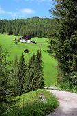 Val Pusteria, dolomita 2 - Italia