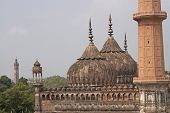 Mosque At The Bara Imambara, Lucknow, India