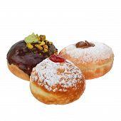 Sufganiyot - Donuts For Hanukkah