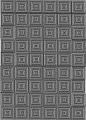 Optical Illusion Of Squares