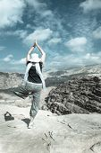 Yoga at Petra