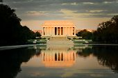 Abraham Lincoln Memorial - Washington DC, United States