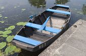 Rowing Boat For Rent.