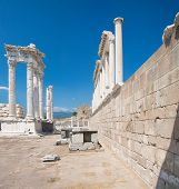 Pergamon in Turkey