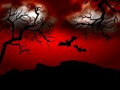 Halloweenbackground 3