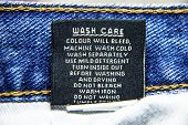 Specific Instructions For Washing Jeans