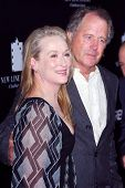 Meryl Streep and husband Don at the Los Angeles premiere of