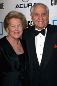 Barbara Marshall and Garry Marshall at The 22nd Annual American Cinematheque Awards honoring Julia R