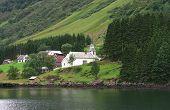 Village In Fiords
