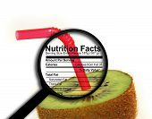 Kiwi - Nutrition Facts