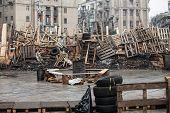 image of barricade  - Revolution - JPG