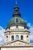 St. Stephen's Basilica, The Largest Church In Budapest, Hungary