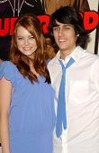 Emma Stone and Teddy Geiger at the Los Angeles Premiere of