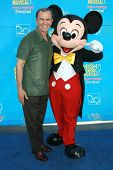 Tony Plana at the world premiere of Disney's