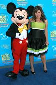 Kaycee Stroh at the world premiere of Disney's