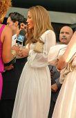 Jennifer Lopez at the Los Angeles Premiere of