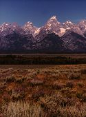 Grand Teton, Wyoming