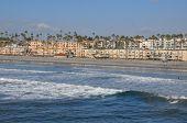 Oceanside in California