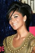 Nicole Scherzinger arriving at the 2007 MTV Video Music Awards. The Palms Hotel And Casino, Las Vegas, NV. 09-09-07