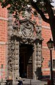 Cuartel Del Conde Duque. Madrid, Spain