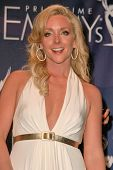 Jane Krakowski in the press room at the 59th Annual Primetime Emmy Awards. The Shrine Auditorium, Los Angeles, CA. 09-16-07
