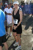 Felicity Huffman at The 21st Nautica Malibu Triathlon Presented By Toyota. Zuma Beach, Malibu, CA. 0