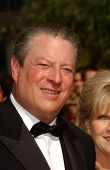 Al Gore  arriving at the 59th Annual Primetime Emmy Awards. The Shrine Auditorium, Los Angeles, CA.