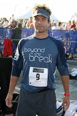 David Chokachi at The 21st Nautica Malibu Triathlon Presented By Toyota. Zuma Beach, Malibu, CA. 09-