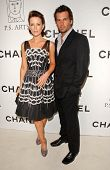 Kate Beckinsale and Len Wiseman at the Chanel and P.S. Arts Party. Chanel Beverly Hills Boutique, Beverly Hills, CA. 09-20-07