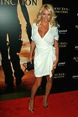 Pamela Anderson at the World Premiere