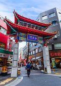 Nankinmachi - Chinatown in Kobe